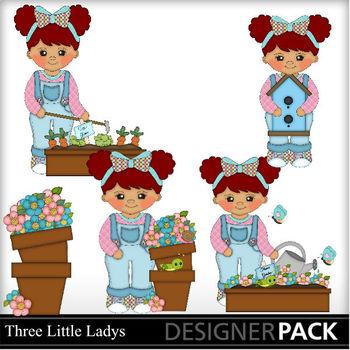 Garden Delight Girls 4