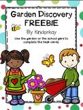 Garden Discovery - FREEBIE