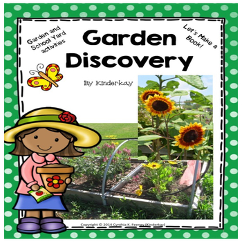 Garden Discovery Fun - In the Garden or the Schoolyard!