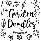 Garden Doodles