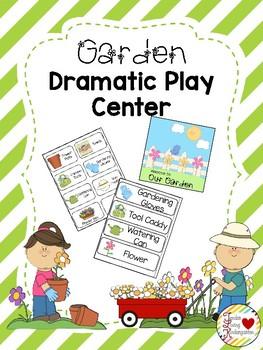 Garden Dramatic Play