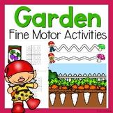Garden Fine Motor Activities - Garden Activities