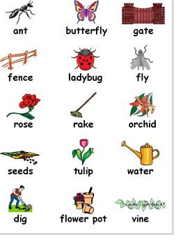 Garden Folder