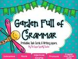 Garden Full of Grammar END OF YEAR REVIEW
