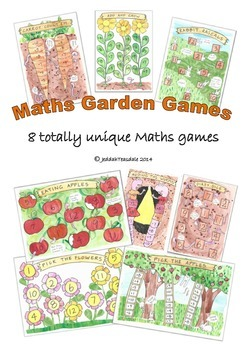 Garden Games Maths Set