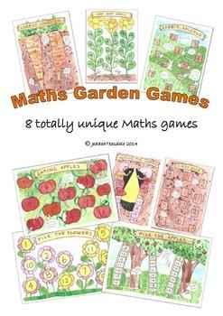 Garden Games Maths Set