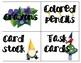 Garden Gmone School Supply Labels