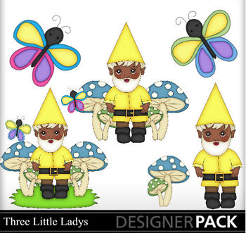 Garden Gnome Boy Yellow