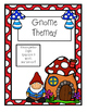 Garden Gnome Classroom Theme Bundle