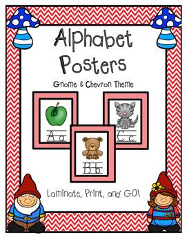 Garden Gnome Classroom Theme Bundle