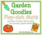 Garden Goodies Play-doh Mats