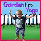Garden KIDS Yoga Cards and Printables