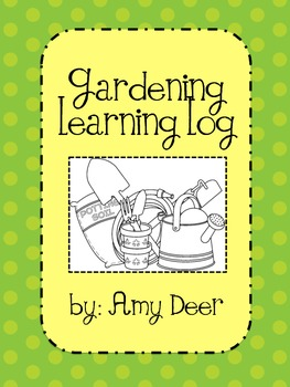 Garden Learning Log