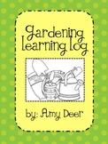 Garden Learning Log