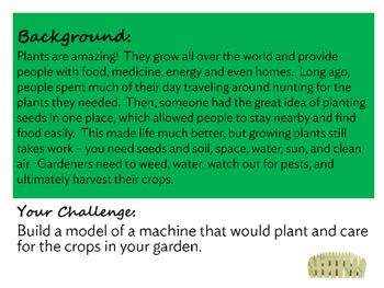Garden Machine STEM