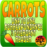 Carrot Centers Spring Activities Math Counting Emergent Re