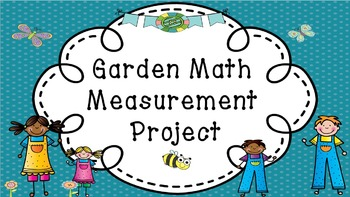 SPRING Garden Math Measurement