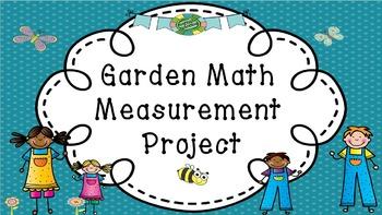 SPRING Garden Math Measurement