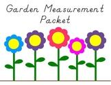 Garden Measurement Packet