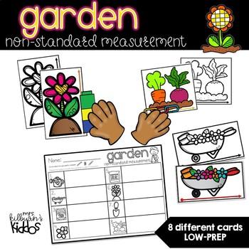 Garden Non-Standard Measurement