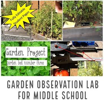 Observation Lab for Gardens