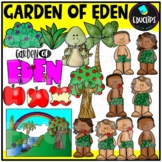 Garden Of Eden Clip Art Bundle {Educlips Clipart}