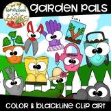 Garden Pals Clip Art - Homeschool in Jammies