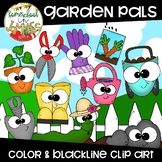 Garden Pals Clip Art - Homeschool in Jammies