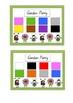 Garden Party Colour Bingo