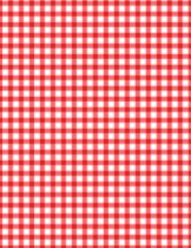 Classroom Decor Garden Party Gingham Papers