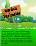 Garden Perimeter Project