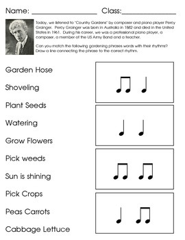 Garden Rhythms