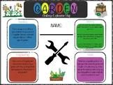 Garden - STEM / ELA Challenge Exploration