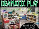 Garden Shop Dramatic Play: Signs, Labels, & MORE [Plant Nursery & Plant Shop]