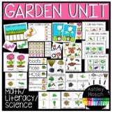 Garden Thematic Unit for Preschool-Kindergarten