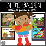 Garden Theme Book Companion Bundle with Bonus Tops and Bottoms Flip Books!