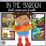 Garden Theme Book Companion Bundle with Bonus Tops and Bottoms Flip Books!