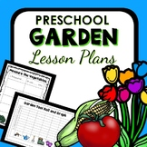 Garden Theme Preschool Lesson Plans
