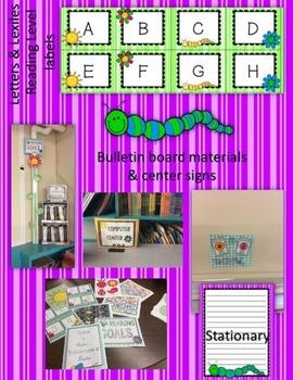 Garden Themed Classroom Décor Bundle (190 pages)