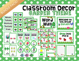 Garden Themed Classroom Decor Bundle Pack