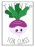 """Garden Themed Classroom Rule Posters 21""""x28"""""""