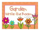 Garden Write the Room (8 words)