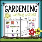 Garden Writing Station