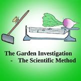 Garden experiment