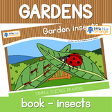 Garden insects book (simple)