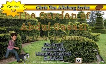 Garden of Abdul Gasazi Book Study Common Core