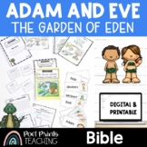 Garden of Eden, Adam and Eve Bible Lesson