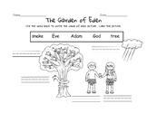 Garden of Eden Labeling