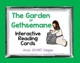 Garden of Gethsemane Interactive Reading Cards