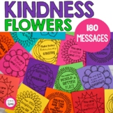 Garden of Kindness - Kindness Activity- Kindness Confetti Flowers